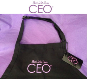 Aprons: Creativity Under Cover