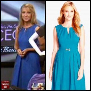 Look Like a Boss in this Ellen Tracy Dress